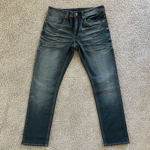Buffalo men's Evan-x slim stretch jeans, size 32/30